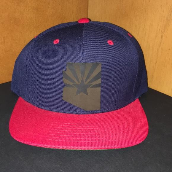 389d0019cb2 Branded Bills Accessories   Arizona Black Leather State 48 Hat ...